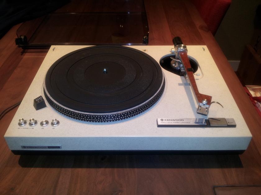 Custom Grace G714 ARm Kenwood KD500 Turntable