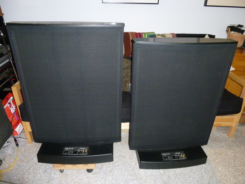 Quad ESL 63 speakers Perfect Sonically And Physically