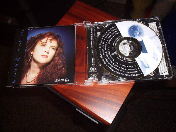 Clair Marlo - Let It Go oop audiophile classic
