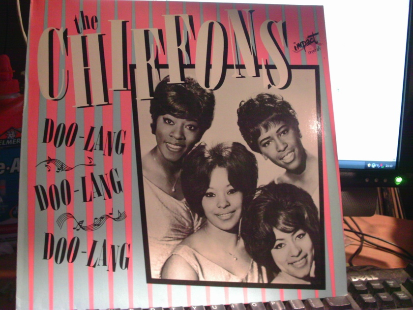THE CHIFFONS - BEST of INPORT
