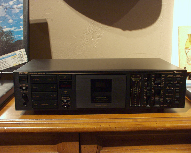 Nakamichi  BX-300 Priced to sell