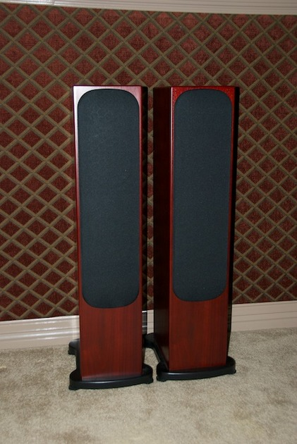 Monitor Audio RS6 Rosewood