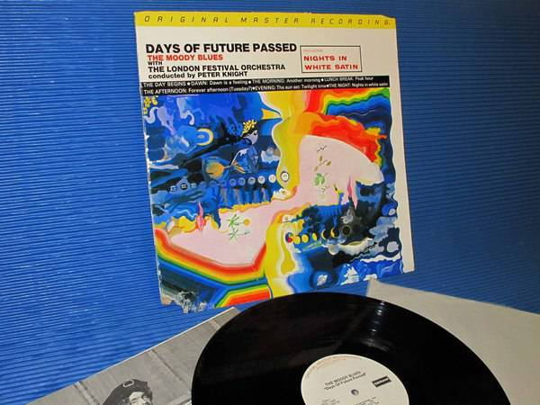 """THE MOODY BLUES - - """"Days of Future Passed"""" - Mobile Fidelity/MFSL 1982"""