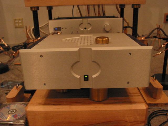 Belles SA30 Stereo 30 Watt Class A Amp
