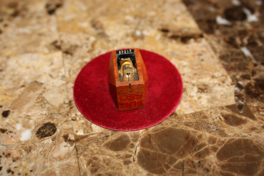 Benz Micro Ruby 3  LO MC Cartridge