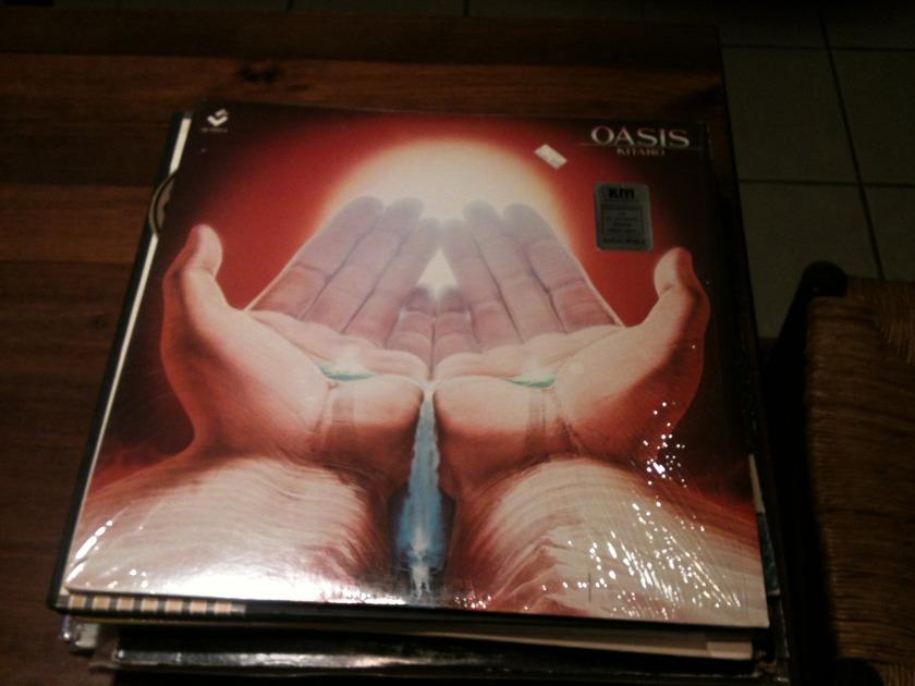 Kitaro - Oasis KM records- audiophile pressing