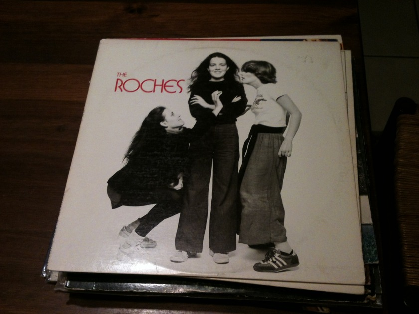 The Roches - first LP