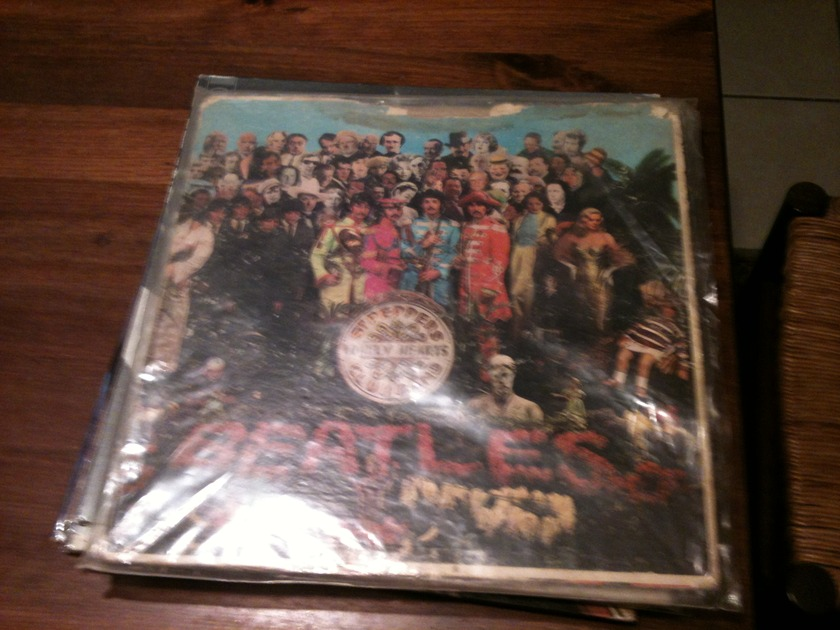 Beatles - Sgt peppers lonely hearts  cllub band MONO