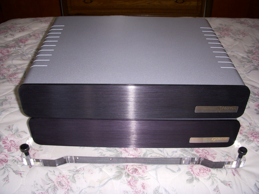Genesis GR360 reference amp with mdhr upgrade  very rare
