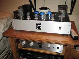 Transcendent Sound CFA stereo amplifier