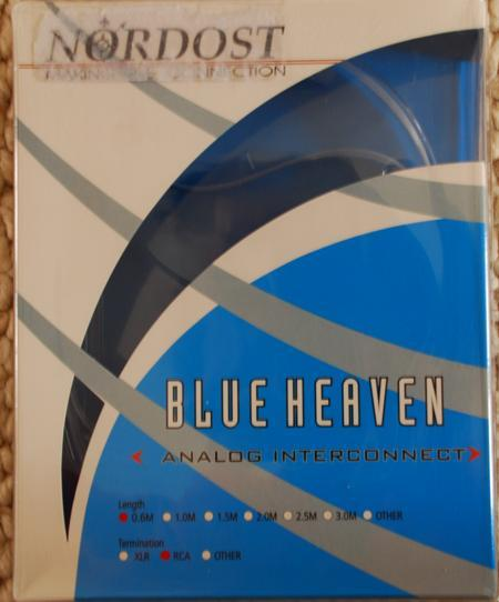Nordost Blue Heaven Interconnect