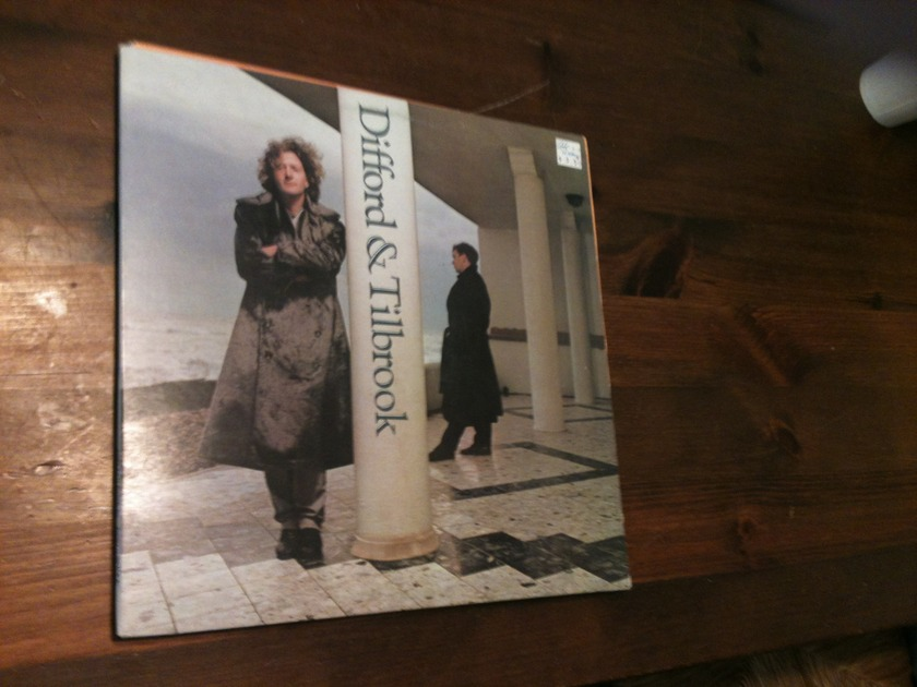 Difford & Tilbrook - eponymous Squeeze mkasterminds on their own mastered by Sterling Sound