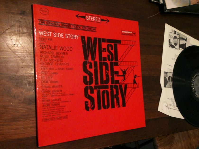 West Side Story - Columbia Masterworks OP VGC
