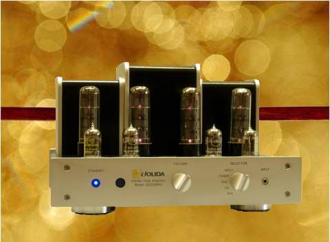 Jolida Modified JD-202Brc New Remote tube Int amps