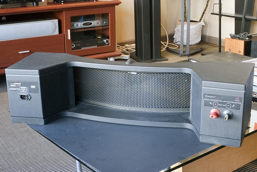 Martin Logan Cinema Hybrid Electrostatic Center Channel Speaker.