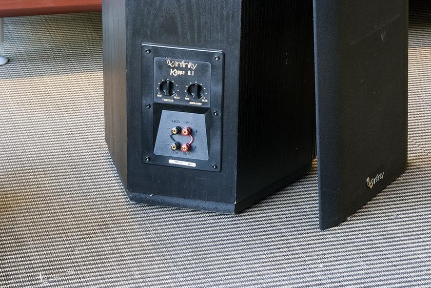 Infinity Kappa 8.1 Floorstanding Speaker