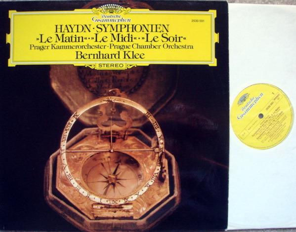 DG / KLEE-PCO, - Haydn Symphonies No.6-8, MINT!