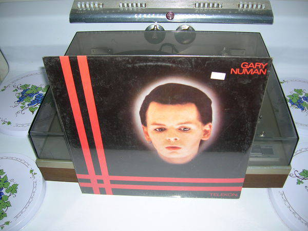 Gary Numan-Telekon- - Sealed-1980 Atco records lp
