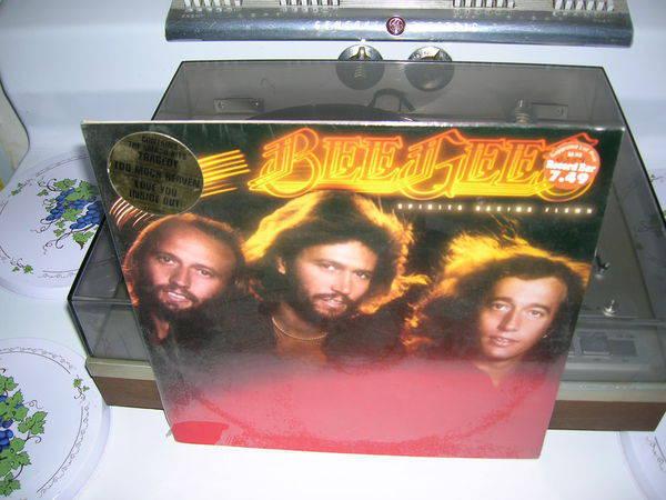 Bee Gees-Spirits - Having Flown-Sealed- 1979 lp