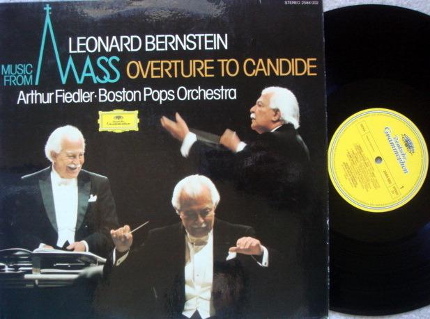 DG / FIEDLER-BPO, - Bernstein Mass, MINT!