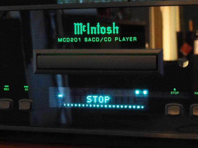 MCINTOSH MCD201