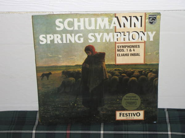 Inbal/NPO - Schumann Spring Holland Philips import 6570
