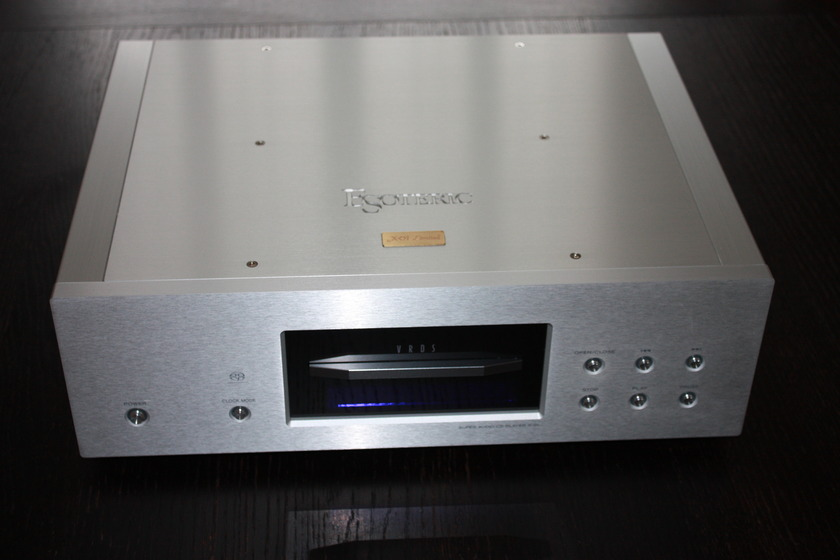 Esoteric  X0-1 Limited SACD player near mint condition