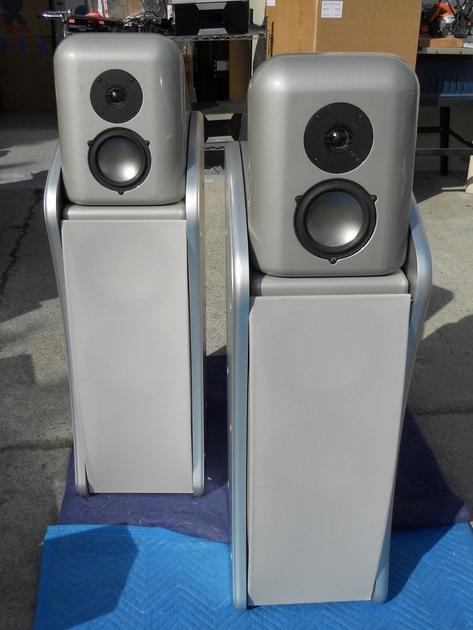 Revel Ultima Studio  stereo pair (silver)
