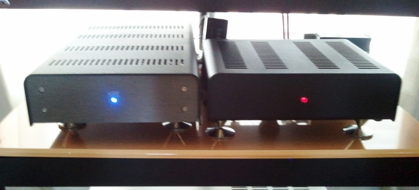 Krell KPE Classic & Power Supply Reference Phono Amp