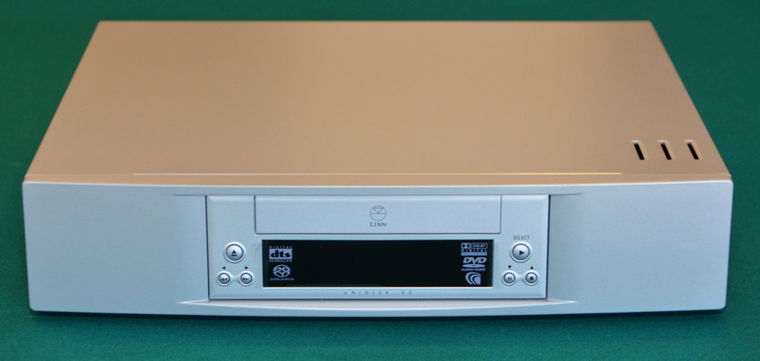 Linn Silver Unidisk SC CD/DVD/DVDA/SACD/Preamp/Processor