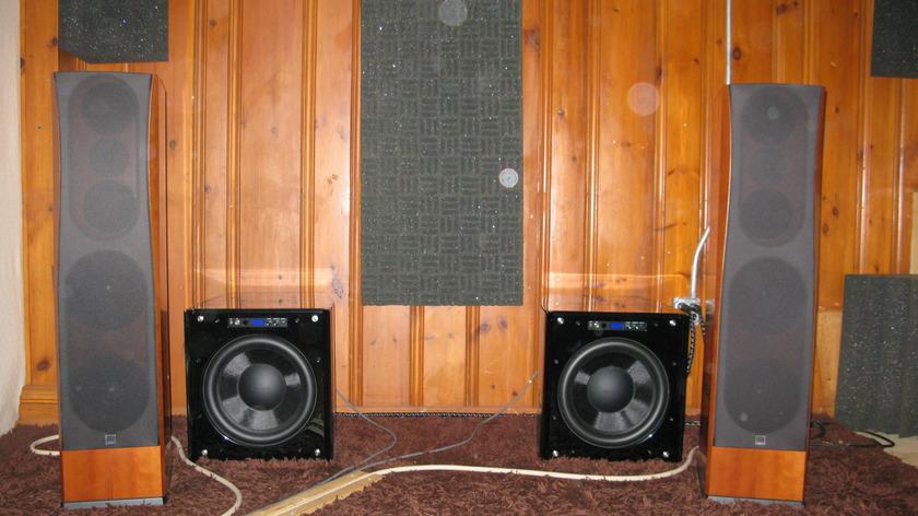 Dali Grand 3 way loudspeakers