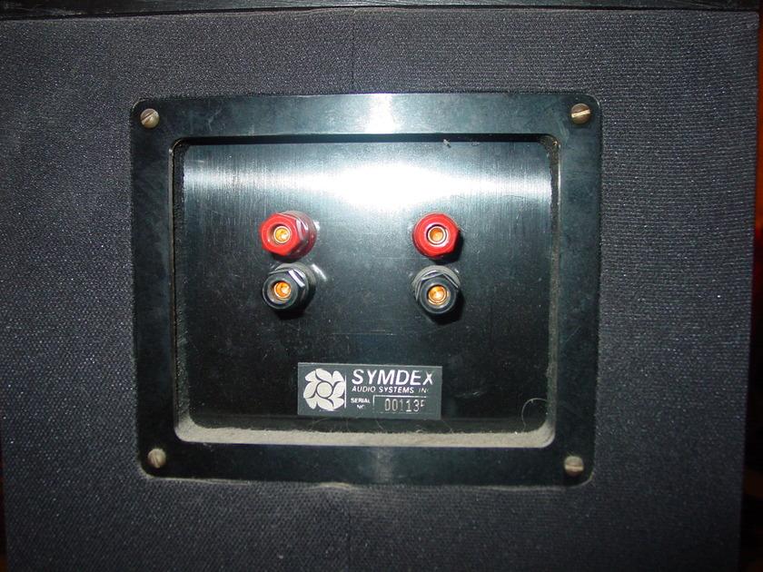 Symdex Gamma Speakers