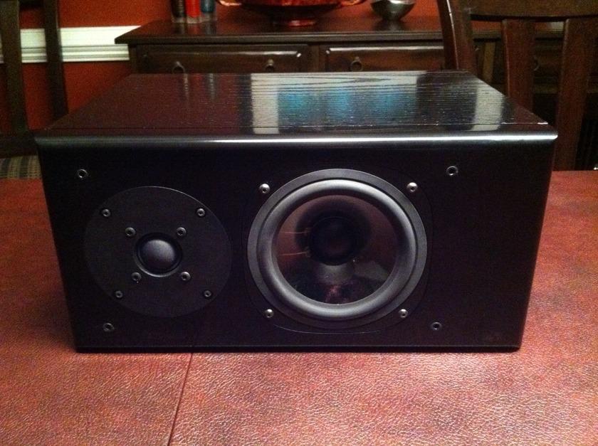 Vienna Acoustics Center Channel Speaker Black