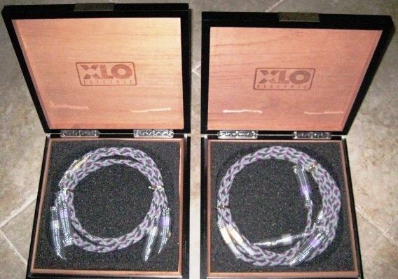 XLO Signature S3-2.2 Balanced Audio Cable Set