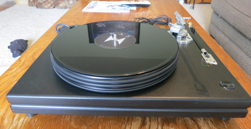 Nottingham Interspace Jr. Turntable & Arm Mint Store Demo!