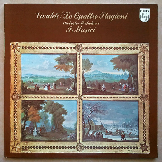 Philips/I Musici/Michelucci/Vivaldi - The Four Seasons / NM