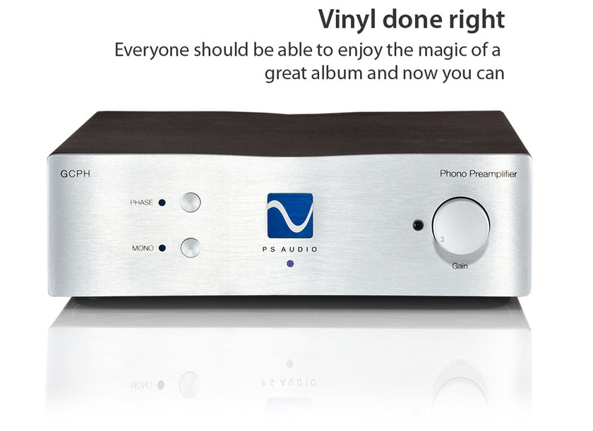 PS Audio GCPH New Phono Stage-Warranty