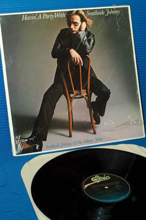 "SOUTHSIDE JOHNNY -  - ""Havin' A Party"" -  Epic 1979"