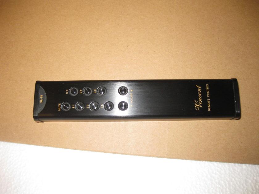 Vincent SA-T8 tube preamp ( balanced )