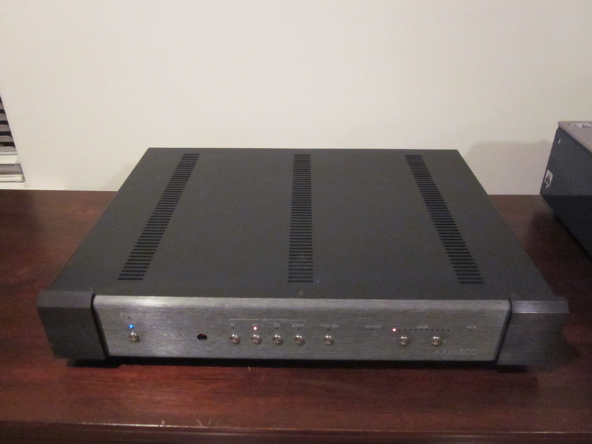 Krell 300i integrated amp.