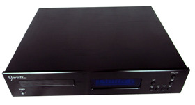 Jaton CD1000B Operatta CD Player with XLR output