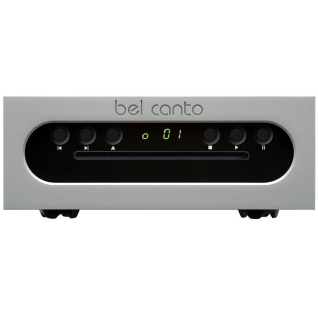 BEL CANTO  CD3t CD TRANSPORT - BLACK FACEPLATE - MINT