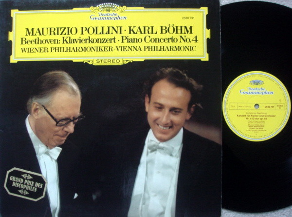DG / BOHM-BPO, - Mozart Serenade No.6 & 9, NM-!