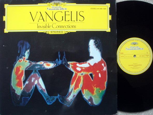 DG / VANGELIS, - Invisible Connections, MINT!