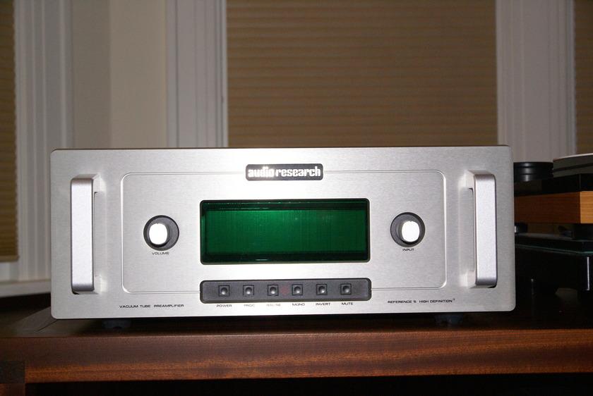 Audio Research Ref-5 Preamplifier