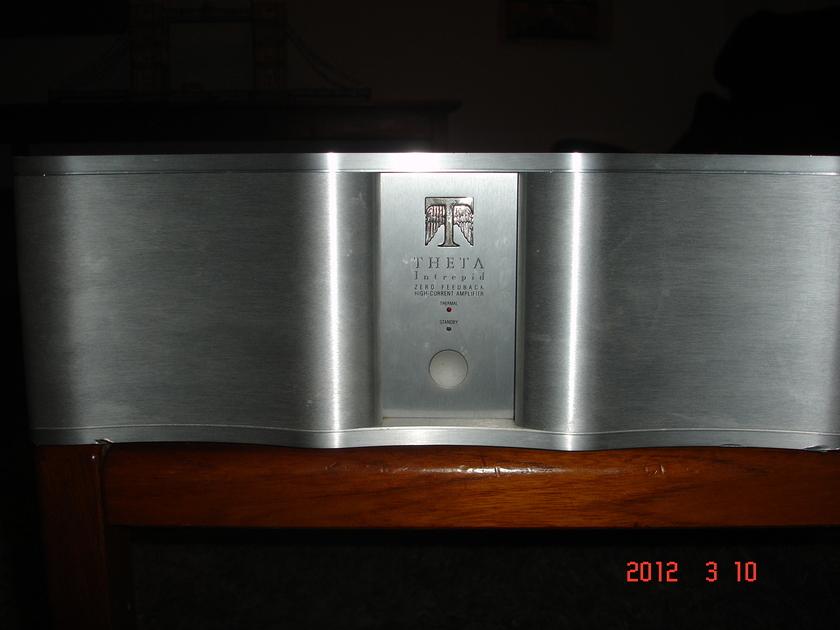 Theta  Intrepid 5x100 watt amplifier