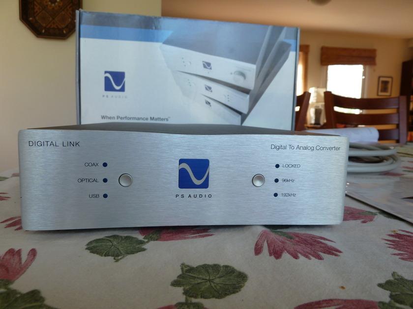PS Audio Digital Link III DAC