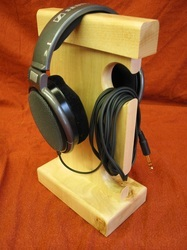 Audio Elegance heapdphones, stand, rack shelf,  holder