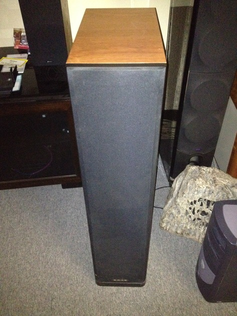 Krix Euphonix Floor Standing Loud Speakers