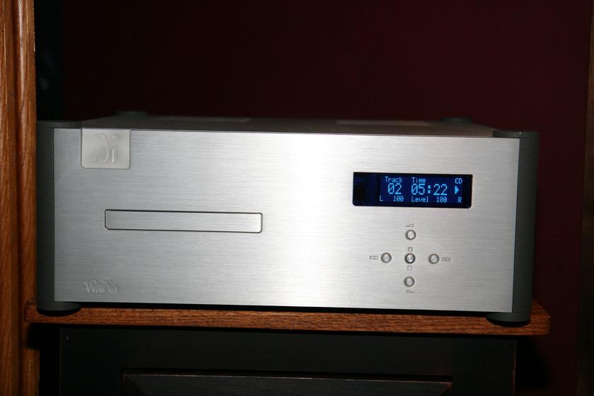 Wadia 781i CD/SACD Black like new